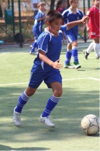 Fotbalul iti poate schimba viata