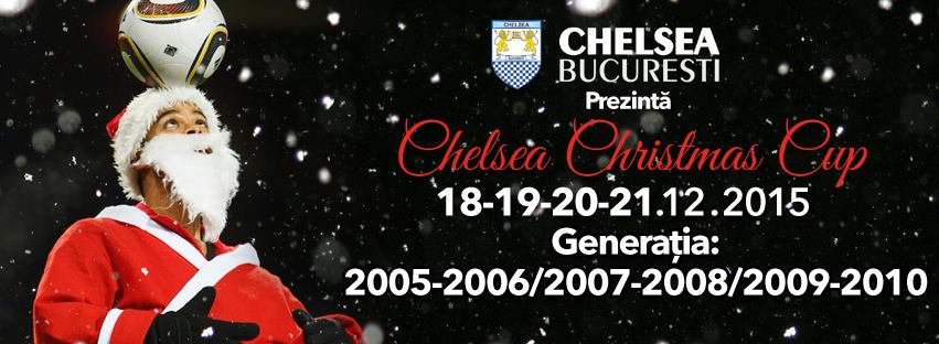 Chelsea Christmas Cup 2015